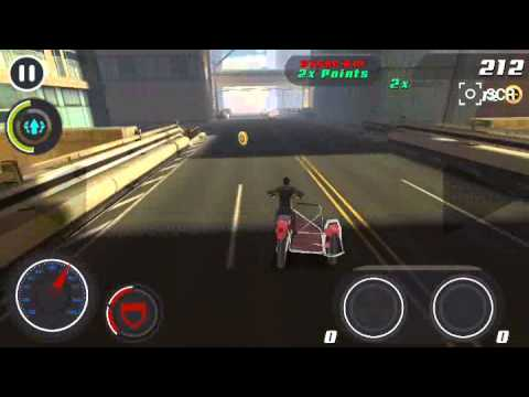 Video of Grand Theft Biker: Vice Race