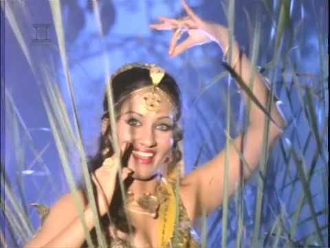 Reena Roy Hot Navel Rain Dance Nagin