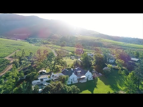 Top Billing escapes to the spectacular Homestead at Oldenburg Vineyard