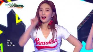 Video 뮤직뱅크 Music Bank - Gee(원곡:소녀시대) - 레드벨벳(Red Velvet).20180629 MP3, 3GP, MP4, WEBM, AVI, FLV Juli 2018