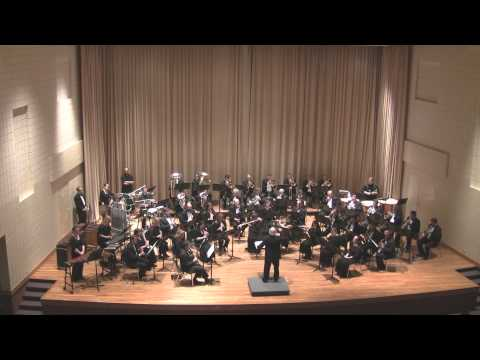 Homage - Three Tapestries (Dr. Holsinger conducting, 2011) (видео)