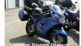 3. 2005 Triumph Sprint ST  Dealers Specification