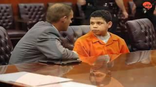 الأمنية الأخيرة لهذا الطفل قبل ساعات قليلة من تنفيذ حكم الإعدام عليه كانت ..... !!!