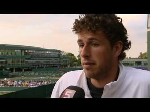 Entrevista a Robin Haase en la previa de Wimbledon 2010