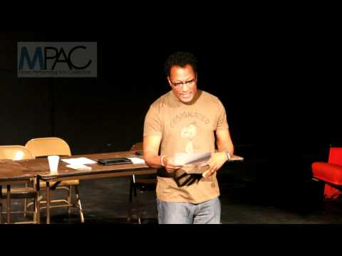 MPAC Comedy: Comedian Billy D. Washington Teaches Joke Development