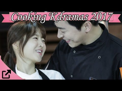 Top 10 Cooking Kdramas 2017 (All The Time)