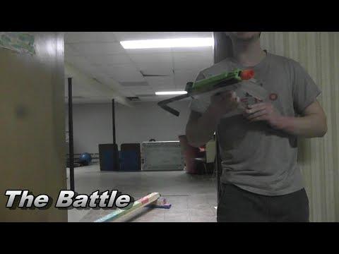 Jackass Episode#4 The Human Target