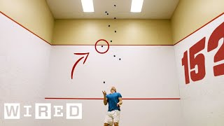 Video Why It's Almost Impossible to Juggle 15 Balls | WIRED MP3, 3GP, MP4, WEBM, AVI, FLV Juni 2018