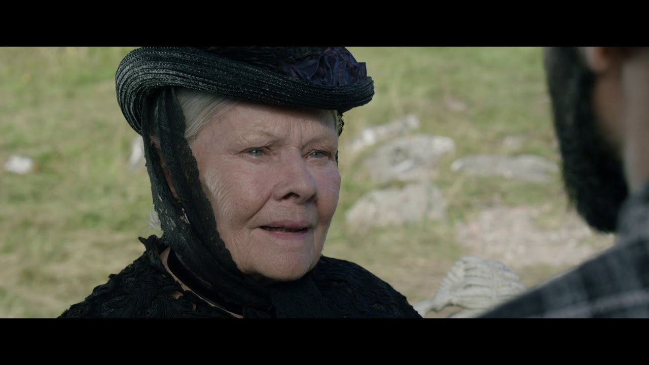 Watch Dame Judi Dench in History's Most Unlikely Friendship as the Queen 'Victoria & Abdul' (Clip)