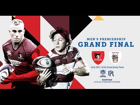 Valley RFC vs  Kowloon RFC - Men's Premiership Grand Final