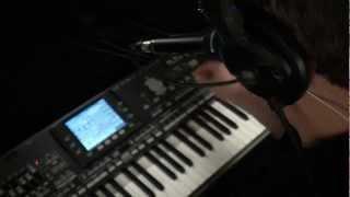 Korg Pa3X Video Manual Part 5- Vocal Processor