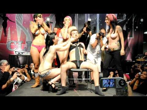 EXXXOTICA Show 2009 NJ/NY Joanna Angel Punchout