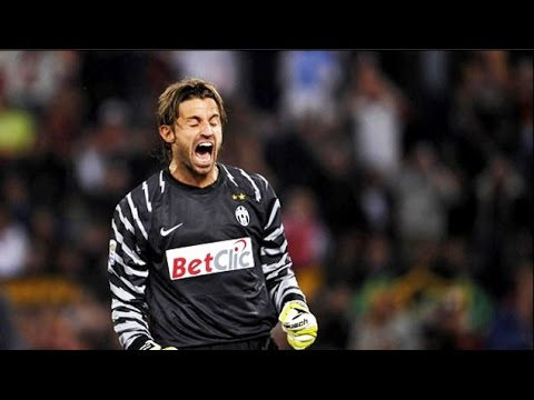Great saves in 1 minute   Marco Storari vs AS Roma...