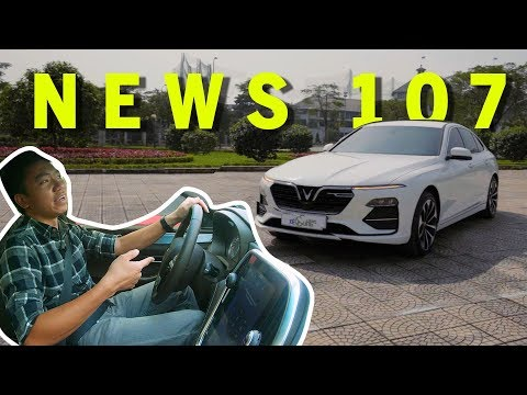 Video trải nghiệm xe Vinfast Lux A2.0 @ vcloz.com