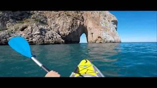 Video Le cap carbon en Kayak ( Algerie , Bejaia ) Gopro MP3, 3GP, MP4, WEBM, AVI, FLV Maret 2019