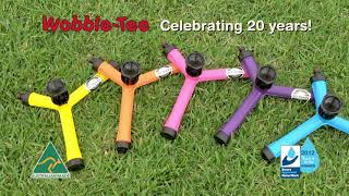 Wobble Tee Commercial