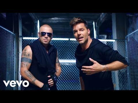 Wisin feat. Ricky Martin - Que Se Sienta El Deseo