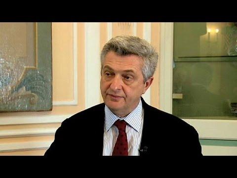 Ο Ύπατης Αρμοστής του ΟΗΕ για τους πρόσφυγες στο euronews