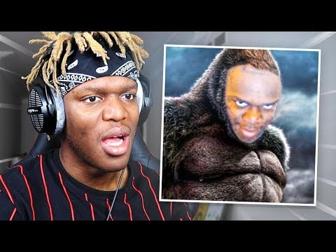 Reacting to KSI Edits?
