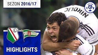 Video Legia Warszawa - Lechia Gdańsk 3:0 [skrót] sezon 2016/17 kolejka 11 MP3, 3GP, MP4, WEBM, AVI, FLV Juni 2018
