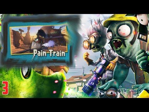Plants Vs Zombies Garden Warfare | Pain Train!? [3]
