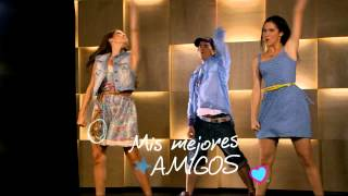 Video Disney Channel España | Promo Violetta: Amistad MP3, 3GP, MP4, WEBM, AVI, FLV Juni 2019