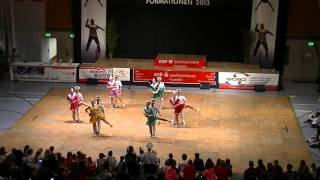 Boogie Magic`s - Deutsche Meisterschaft 2013