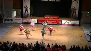 Boogie Magic`s - Deutsche Meisterschaft 2013