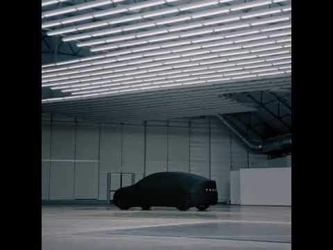 Tesla Model Y İlk Görüntüler
