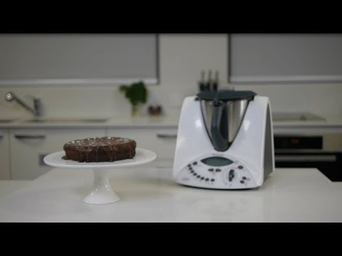 Quirky Cooking Flourless Chocolate And Coconut Cake - Thermomix ® Recipe