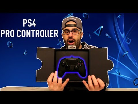 THE BEST FIFA 18 PRO CONTROLLER FOR PS4??