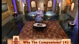 Righteous Companions, Why The Companions (4) - Sh Karim Abu Zaid