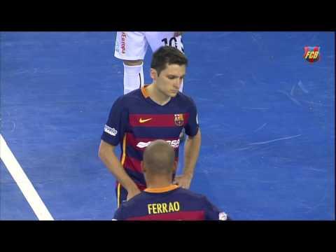 [HIGHLIGHTS] FUTSAL (Final LNFS, 4 game): FC Barcelona Lassa- Inter Movistar (1-3)