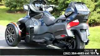 5. 2016 Can-Am Spyder RT-S Special Series 6-Speed Semi-Autom...