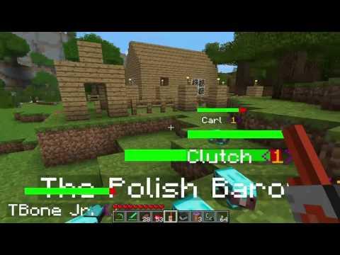 Minecraft Domination Ep. 2 - Planning Revenge