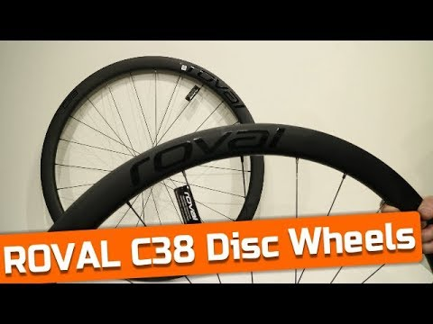 Need to Know about the Roval C38 Carbon Disc Road and Gravel Tubeless Wheelset
