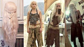 Mehr davon? http://facebook.com/CLVMirrorMaid Daenerys Cosplay Progress Fotos: http://bit.ly/2bjXKU3 Abonniere meinen...