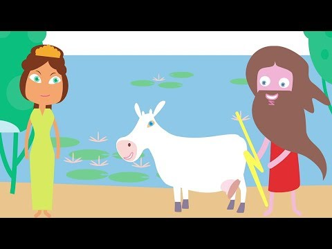 The Story of Medusa | Zeus, Hera and Little Io - Greek Myth & Ancient Greece For Kids