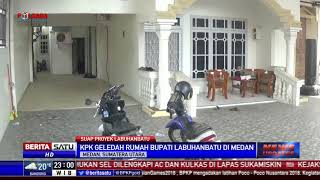 Download Video KPK Geledah Rumah Bupati Labuhanbatu di Binjai MP3 3GP MP4