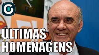Amigos e Familiares prestam últimas homenagens ao ex-goleiro Waldir Peres, ídolo do São PauloAcompanhe também as nossas redes sociais:Facebook - https://www.facebook.com/gazetaesportivaTwitter - https://twitter.com/gazetaesportivaInstagram - https://www.instagram.com/gazetaesportiva