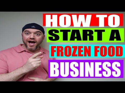 How to Start a Frozen Food Business Series : Co Packers make Frozen Food For you  ?