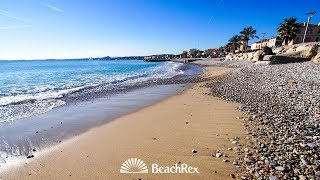 Cagnes-sur-Mer France  City pictures : beach Cros de Cagnes, Cagnes-sur-Mer, France