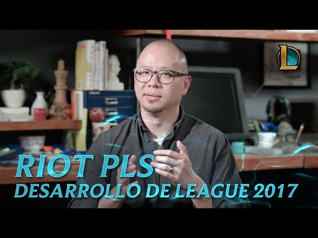 Riot Pls: desarrollo en 2017