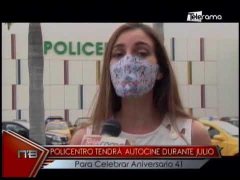 Policentro tendrá autocine durante Julio para celebrar aniversario 41