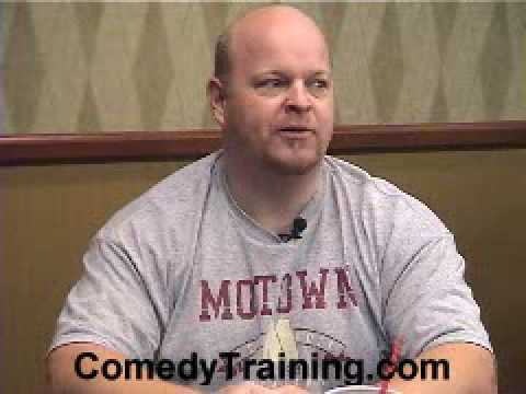 Comedy Training .com talks with Rob Little - Headliner Q's