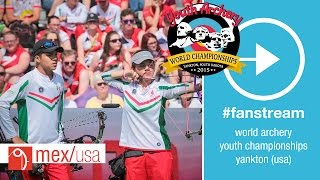 Yankton (SD) United States  city photos : #FanStream: Mexico v USA – Compound Cadet Mixed Team Gold Final | Yankton 2015