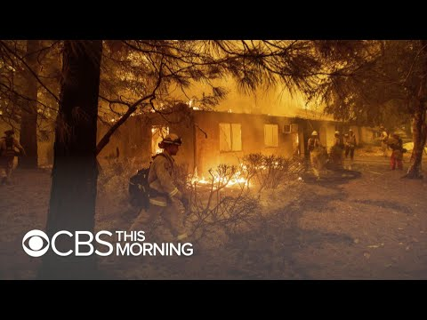 California fires take personal toll on firefighters