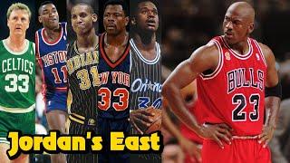 Video How Good Was The East During Michael Jordan's Era? MP3, 3GP, MP4, WEBM, AVI, FLV Desember 2018