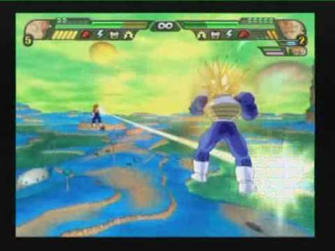Super Saiyan 2 Gohan Vs Cell. Dankai vs Super Saiyan 2