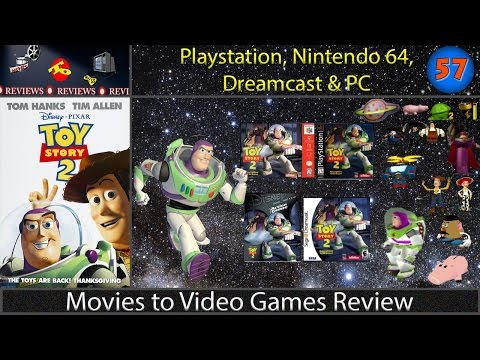 toy story 2 dreamcast iso